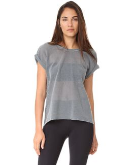 Movement Hot Stuff Mesh Tee