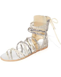 Juliette Wrap Sandals