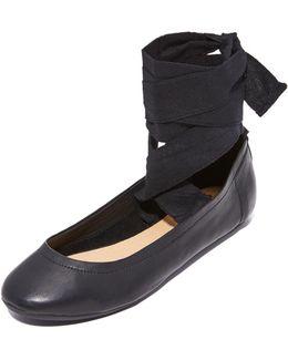 Degas Ballerina Flats