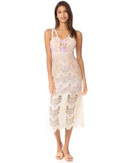 Still Life Midi Dress