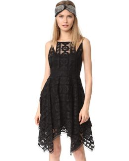 Just Like Honey Lace Dress