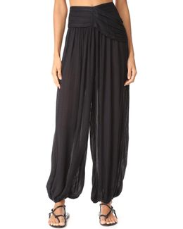 Mumbai Soft Balloon Pants