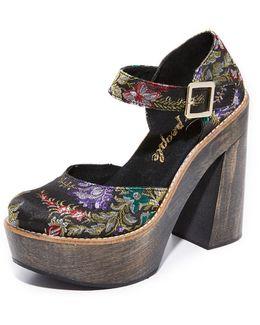 Starlet Platform Heels