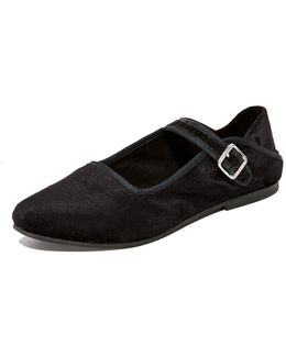 Evie Mary Jane Convertable Flats