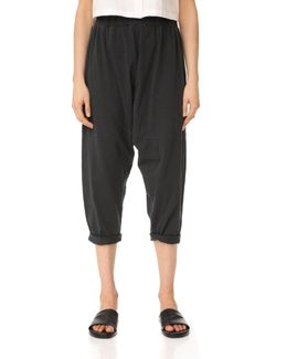 Easy Knit Harem Pants