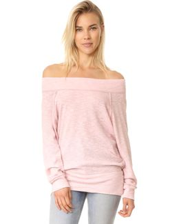 Palisades Off Shoulder Top