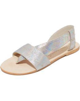Under Wraps Sandals