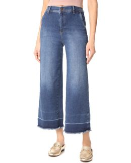 The Vintage A-line Jeans