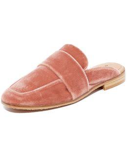 Velvet At Ease Loafers
