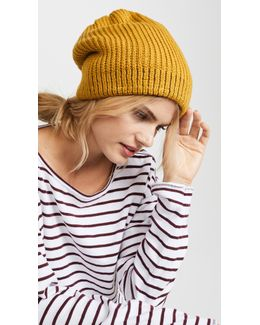 All Day Everyday Slouchy Beanie Hat
