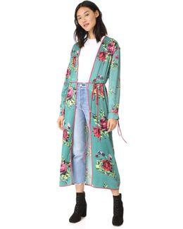 Slim Kimono Duster