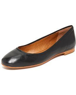 Gloria Ballet Flats