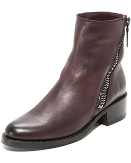 Demi Zip Booties