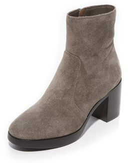 Joan Campus Booties