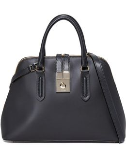 Peggy Medium Dome Satchel