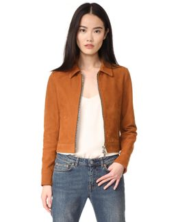 Mini Leather Jacket