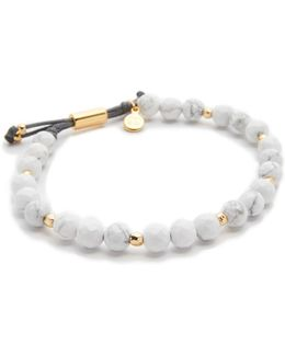 Power Howlite Bracelet For Calming