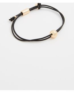 Newport Leather Bracelet