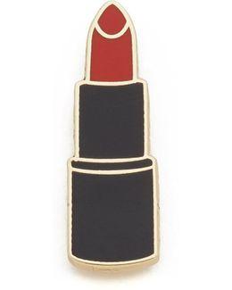 Lipstick Pin