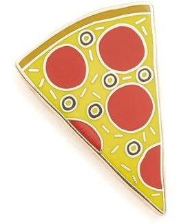 Tasty Pizza Pin
