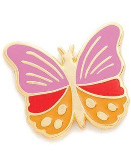Butterfly Lapel Pin