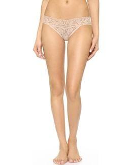 Signature Lace V-kini Panties