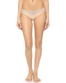 Cotton With A Conscience V-kini Briefs