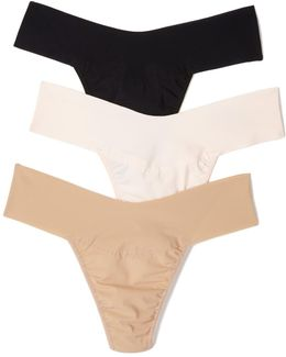 Bare 3 Eve Natural Rise Thongs