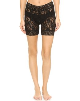 Signature Lace Bike Shorts