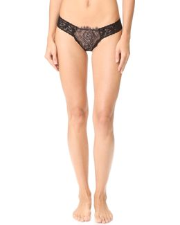 After Midnight Wink Low Rise Diamond Thong