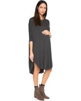 The Jersey Drape Dress