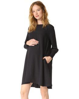 Ella Smocked Dress