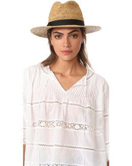Crochet Braid Rancher Hat