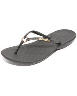 Ring Flip Flops