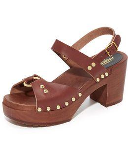 Lisa Platform Sandals