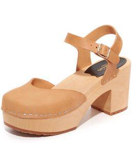 Krillan Platform Sandals