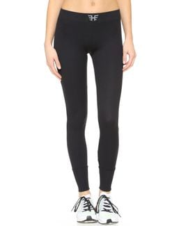 Ribbed Performance Leggings