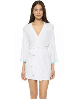 All American Bride Robe