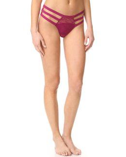 Blair Lace Thong