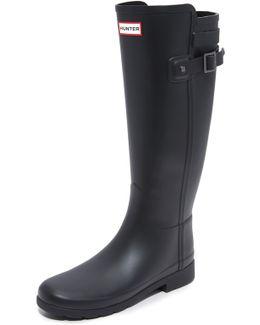 Original Refined Back Strap Boots