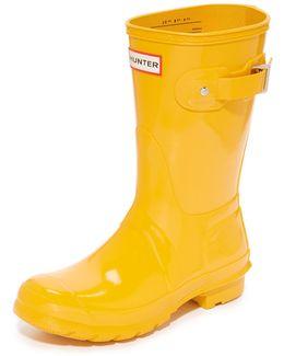 Original Short Gloss Boots