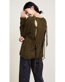 Crecent Sweater