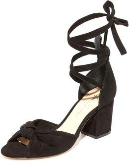 Carina Wrap City Sandals