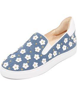 Taylor Slip On Sneakers