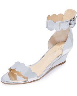 Basia Wedge Sandals