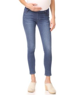 Twiggy Ankle Maternity Jeans