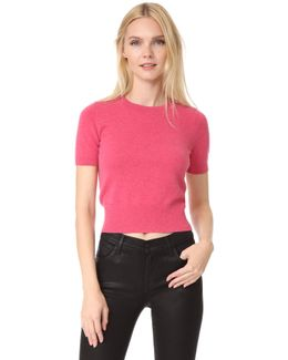 Briony Short Sleeve Sweater