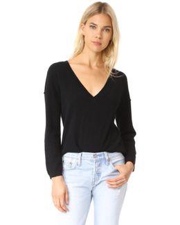 X Bella Freud Josey Cashmere Sweater