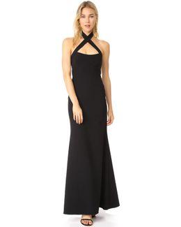 Cross Gown