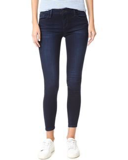 The Icon Mid Rise Skinny Jeans